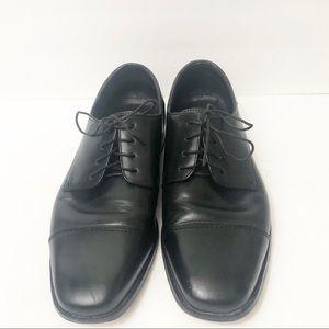 Florsheim Black Oxford Dress Shoes Size 9.5